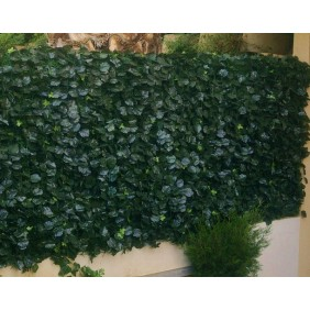 Haie artificielle feuillage duo vert foncé + vert tendre JET7GARDEN