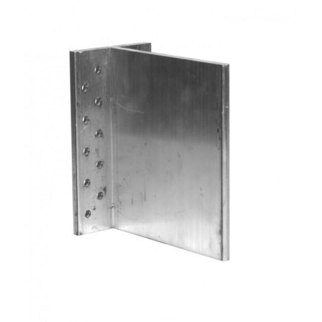 Étrier en âme intérieure - en aluminium - barre à découper - BTALU SIMPSON Strong-Tie