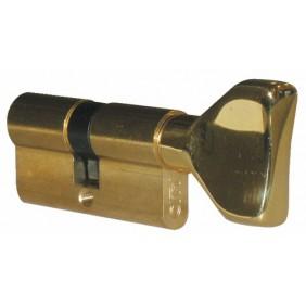 Cylindre à bouton City 5G sur variure KCF 005502 ISEO