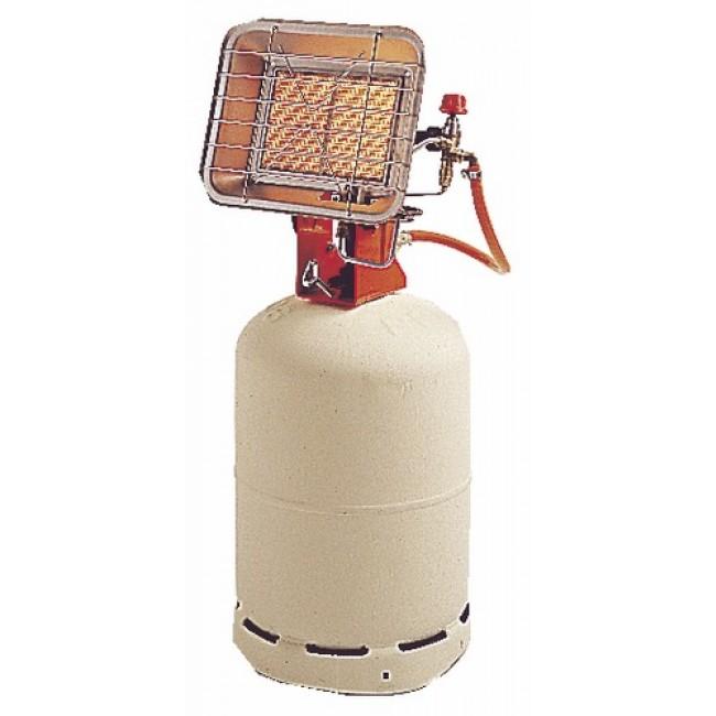 Radiant mobile à gaz sur bouteille Solo P823 CA S.PLUS