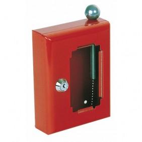 Boîte à clé pour sécurité incendie DECAYEUX
