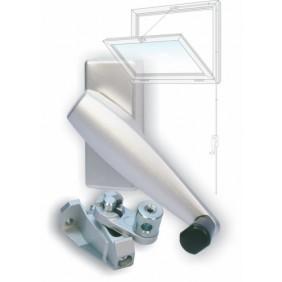 Ferme-imposte en kit complet à câble - Mistral COMTRA