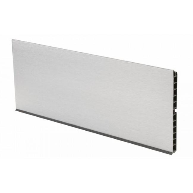 plinthes de cuisine en aluminium massif bricozor