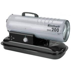 Générateur d'air chaud fioul/diesel 20 kW DHG 200