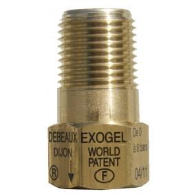 Clapet anti-gel - Exogel SAS DEBEAUX