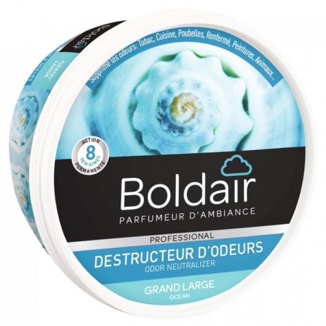 Destructeur d'odeurs - gel solide Boldair