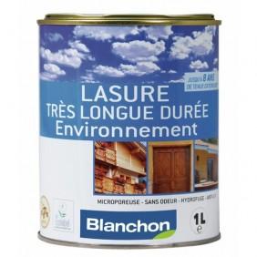 Lasure très longue durée - Environnement BLANCHON