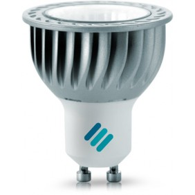 Ampoule dichroique GU10 LED - 6watts E.LITE