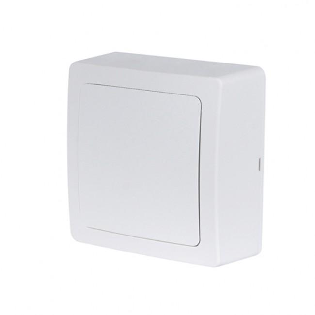 Sortie de câble - boite de dérivation saillie complète - blanc - Blok DEBFLEX