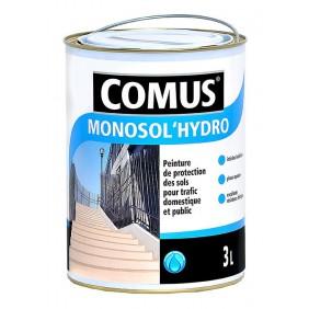 Peinture sol - trafic intense - Monosol'hydro COMUS