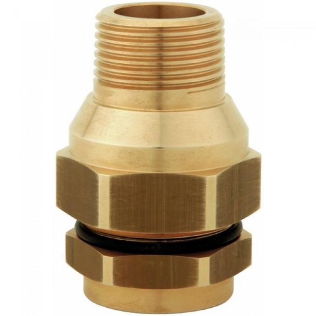 Raccord extrémité mâle - joint plat gaz - FlexiClic CLESSE