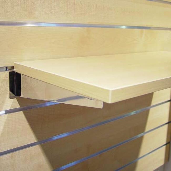 Consoles pour tablettes verre et bois BOHNACKER