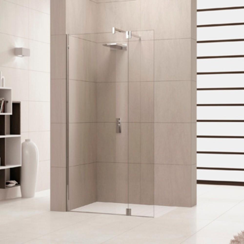d flecteur pivotant pour paroi de douche lunes h et giada h novellini bricozor. Black Bedroom Furniture Sets. Home Design Ideas