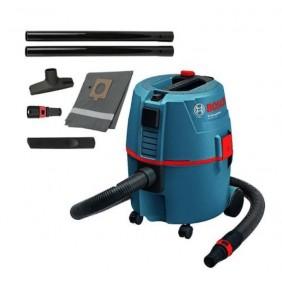 Aspirateur eau et poussières - cuve 15 litres - 1200 W - GAS 20 BOSCH