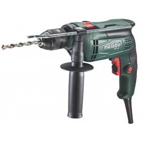 Perceuse visseuse filaire à percussion SBE 650 en coffret - 600671510 METABO