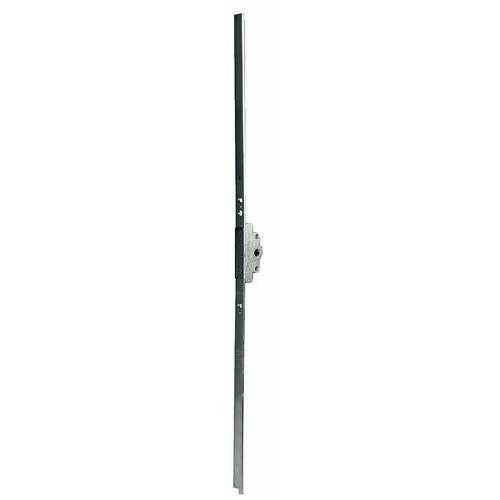 Crémone de fenêtre Jet - axe à 25 mm - cote D variable