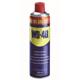 Lubrifiant WD40 - 400 ml + 10 % gratuit WD40