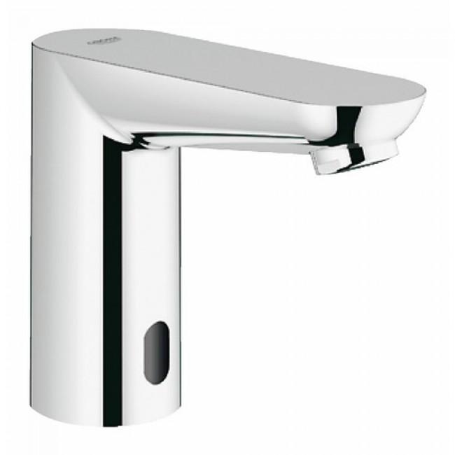 Mitigeur lavabo infrarouge - à poser sur plage - Euroeco Cosmopolitan E GROHE