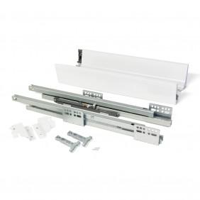 Kit tiroir Vantage-Q-hauteur 83 mm-blanc EMUCA