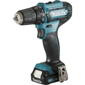 Perceuse visseuse sans fil 12V 2x2Ah - DF333DWAE MAKITA