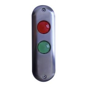 Signal à LEDS vertes / rouges sur platine - série DSI Izyx