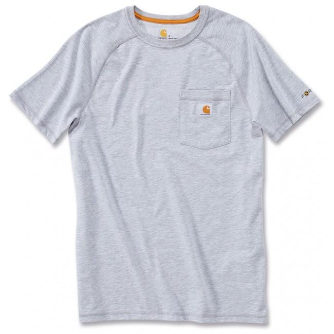 T-Shirt de travail - Force - 65 % cotton - 35% polyester CARHARTT