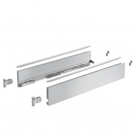Kit tiroir simple AvanTech YOU - hauteur 101 mm HETTICH