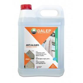 Anti-algues – algicide – fongicide – curatif préventif – 5 L DALEP