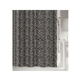 Rideau de douche - Polyester - 180 X 200cm - Lines SPIRELLA