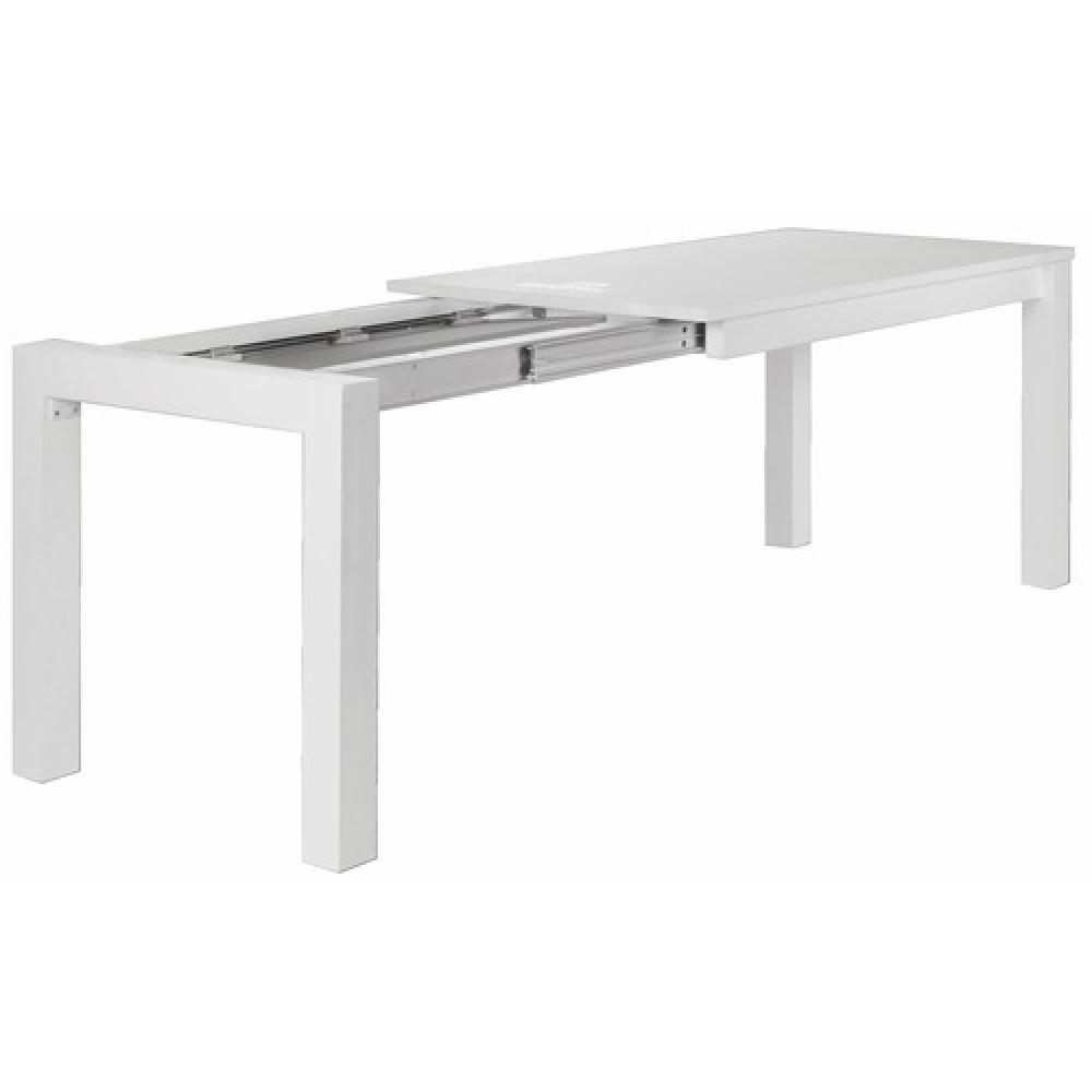 Coulisses de table alu77 frontslide charge 115 kg pottker for Table a manger escamotable