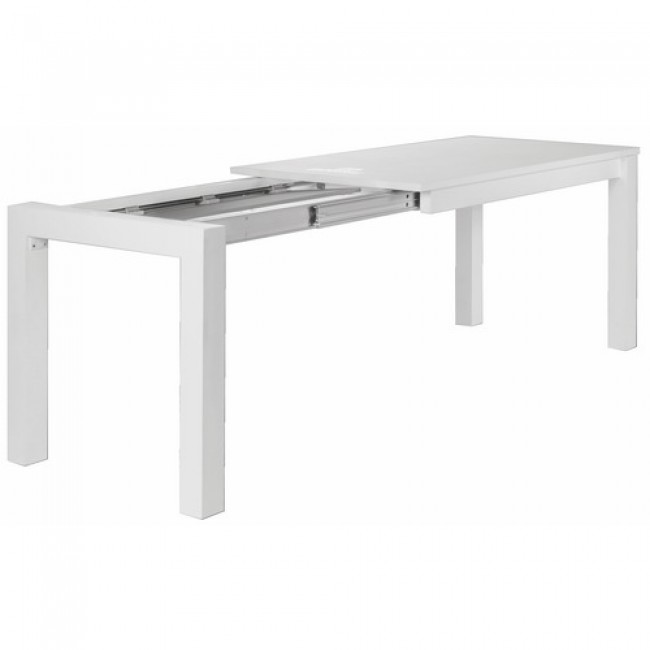 Coulisses de table Alu77 Frontslide-charge 115 kg POTTKER