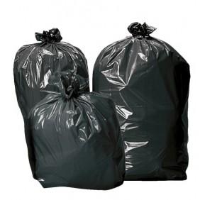 Sacs poubelle noirs BRICOZOR