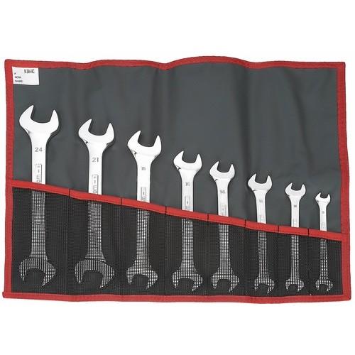 Jeu de clés à fourches 8 à 24 mm 44.JE8T