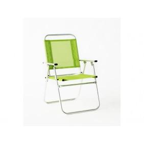 Lot de 2 fauteuils inclinable -  pistache – Camelia 190 HEVEA