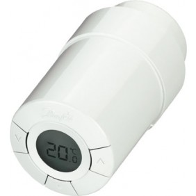 Tête thermostatique électronique - Living Connect DANFOSS