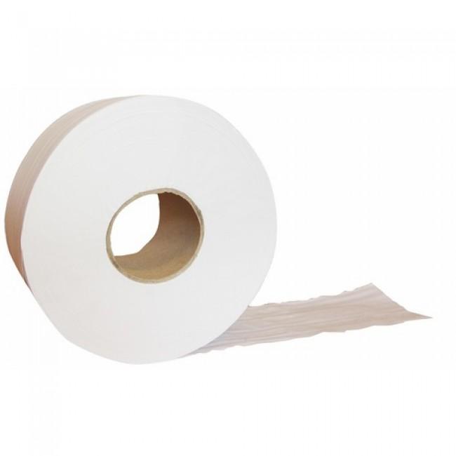 Lot de 12 rouleaux de papier toilette écolabel de 170 m Jumbo PAPECO