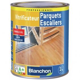 Vitrificateur gélifié - acrylique polyuréthane - parquets escaliers BLANCHON