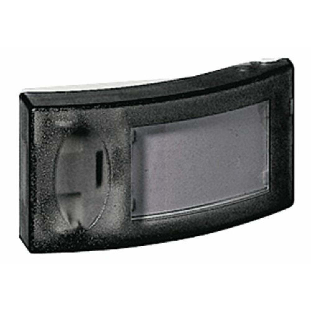 bouton poussoir salsa 041645 pour carillon ou sonnette legrand bricozor. Black Bedroom Furniture Sets. Home Design Ideas