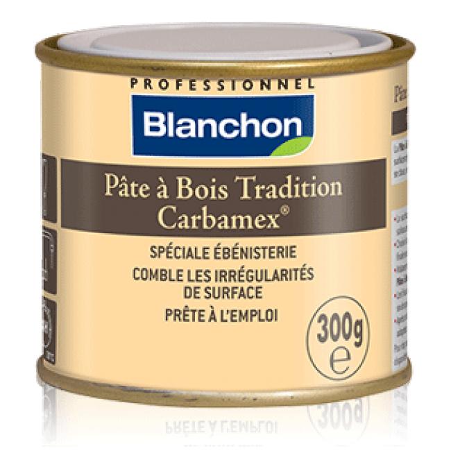 Pâte à bois tradition Carbamex BLANCHON