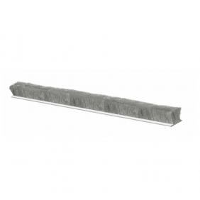 Joint adhésif brosse velours pour portes de placard - longueur 7,5 m ELLEN