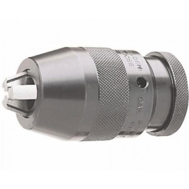 Mandrin autoserrant - ouverture 1 - 16 mm - Pour perceuse à colonne Promac