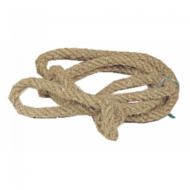 Corde d'échafaudage en chanvre-lin BRICOZOR