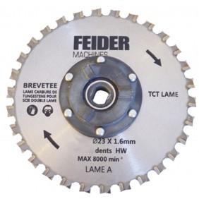 Lame TCT pour FDL185-1 FEIDER