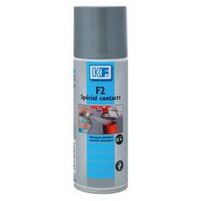 Nettoyant lubrifiant contacts électroniques  - F2 Spécial Contact KF