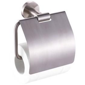 Porte-rouleaux de papier WC - Inox brossé - Style PELLET ASC