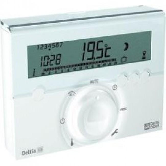 Thermostat d'ambiance électrique DELTA DORE