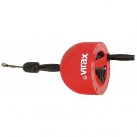 Déboucheur manuel à câble flexible - Pro Val 26 VIRAX