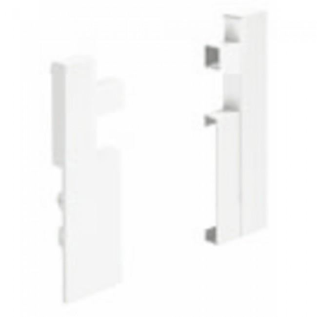 Raccords façade pour tiroir intérieur InnoTech Atira H 144 mm-blanc HETTICH