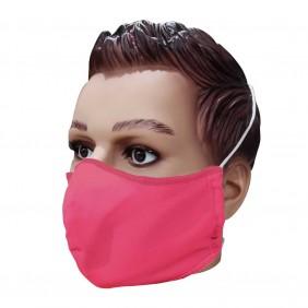Masque en tissu lavable norme AFNOR certifié DGA BRICOZOR