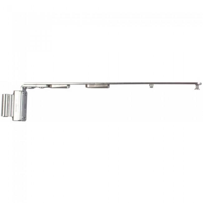 Compas pour oscillo battant - chassis PVC - à recouvrement - Unijet D FERCO